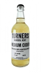 Turners Medium Cider 500ml